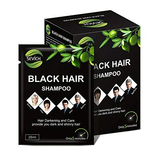 Shampoo Cabello Negra marca SEVICH