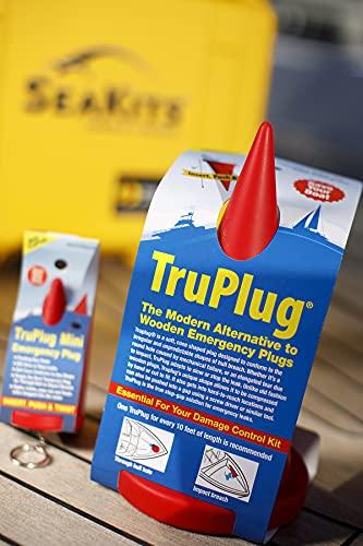 TruPlug - The Necessary Alternative to Wooden Emergency Plugs