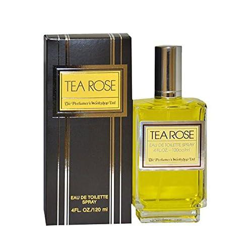 Tea Rose by Perfumer's...