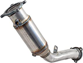 Pacesetter 324530 Raw Steel Direct Fit Undercar Catalytic Converter (Non C.A.R.B. Compliant)