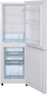 アイリスオーヤマ 冷蔵庫 162L 2ドア 右開き 温度調節 静音 省エネ メーカー1年保証 ホワイト AF162L-W