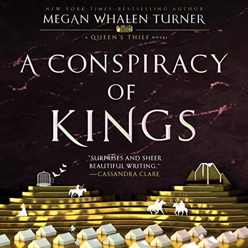 A Conspiracy of Kings cover art
