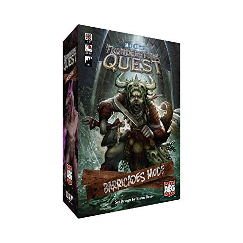Alderac Entertainment Group (AEG) Thunderstone Quest: Barricades