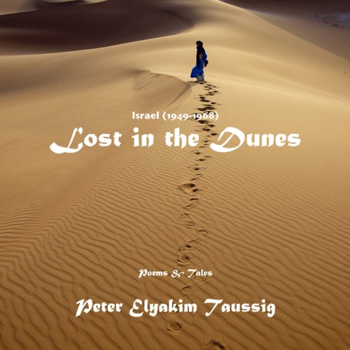 Lost in the Dunes audiobook cover art