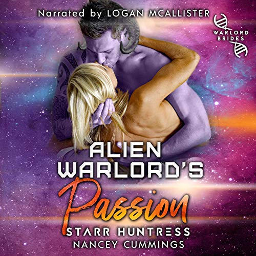 Alien Warlord's Passion cover art