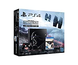 PlayStation 4 - Console (1TB) Star Wars Battlefront Limited Edition [CUH-1216B]