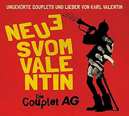 Neues vom Valentin - Ungehörte Lieder und Couplets