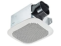 Delta BreezIntegrity ITG70BT 70 CFM Exhaust Bath Fan with Bluetooth Speaker