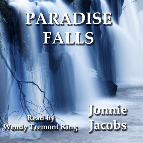 Paradise Falls audiobook cover art