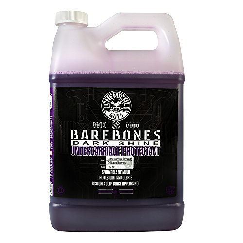 Chemical Guys TVD_104 Bare Bones Premium Dark Shine Spray for Undercarriage, Tires and Trim, 1 Gal