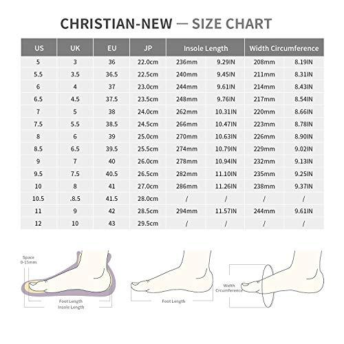 DREAM PAIRS Women's Nude Nubuck High Heel Pump Shoes - 7 M US
