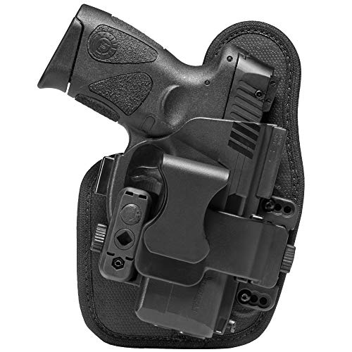 Alien Gear holsters ShapeShift Appendix Holster for Concealed Carry - Custom Fit to Your Gun...