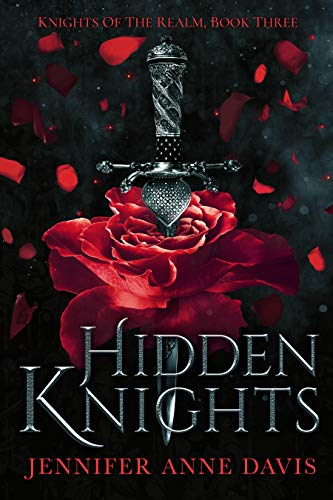 Book's Cover of Hidden Knights: Knights of the Realm, Book 3 (English Edition) Versión Kindle