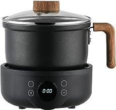 BERTY·PUYI Mijoteuse électrique Multifonction 600w, marmite électrique Fendue, poêle à Panneau Chauffant, contrôle de temp...