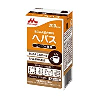 ヘパス コーヒー風味 125ml×24パック 【栄養補助食品】 クリニコ_744114490