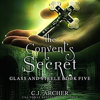 The Convent's Secret audiobook cover art