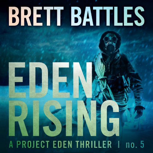 Eden Rising audiobook cover art