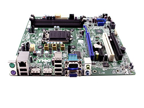 Dell Precision T1700 DDR3 SDRAM 4 Memory Slots 6 USB Ports Intel C226 Chipset LGA 1155 Socket Mini Tower Motherboard M5HN1 0M5HN1 CN-0M5HN1 48DY8 73MMW