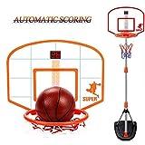 Cloudbox Toddler Basketball Hoop Easyscore Basketball Hoop Gift for Kids Interesting Sports Toy Score Keeper