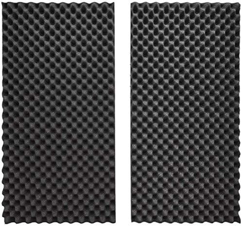 Noppenschaum 2-10cm Schalldämmung Isolierung Akustik (2 Stück 200 x 50cm, 7cm)