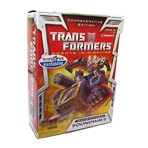 Hasbro Transformer Generation 1 Re-Issue Exclusive Soundwave Decepticon .