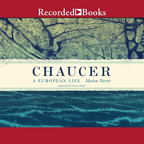 Chaucer audiobook cover art