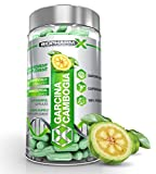 Garcinia Cambogia - Maximum Strength Diet Pills - Clinically Proven Fat/Carb Blocker, Appetite Suppressant & Fat Burner (60 Capsules | 1 Month Supply) * Strongest ON Amazon