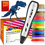 7TECH 3D Pen for Kids Adults with 180 Feet PLA Filament Refills 280 Stencil Ebook(Sent Through Amazon Message)...