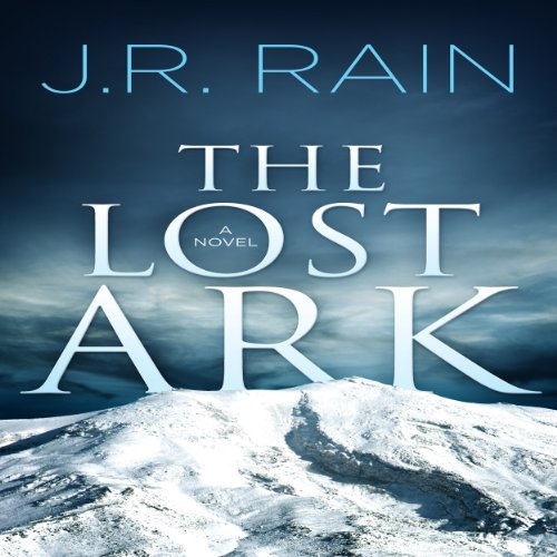 The Lost Ark audiobook cover art