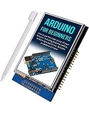 """Kuman UNO R3 3.5"""" Pantalla con Conector de Tarjeta SD para Arduino Mega 2560 Board"""