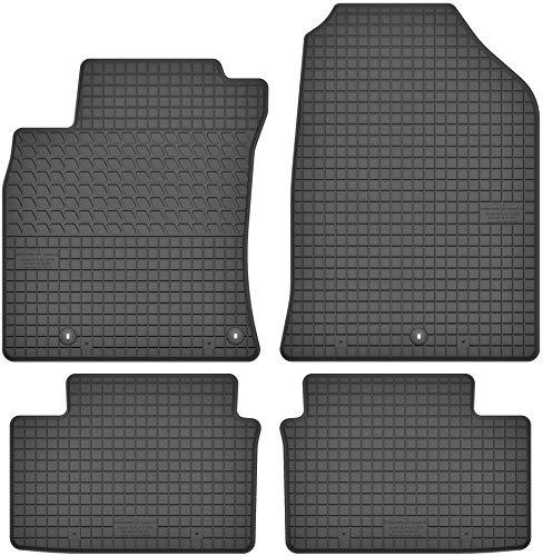 Motohobby Gummimatten Gummi Fußmatten Satz für Hyundai i30 III (ab 2016) / Kia Ceed III (ab 2018) - Passgenau