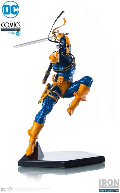Eisen Studios is353434Deathstroke Figur, Mastab 1  10
