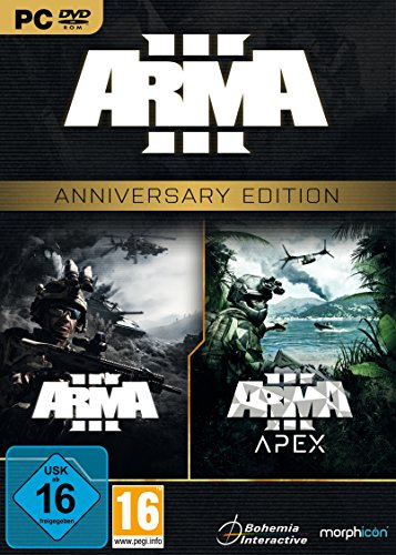 ARMA 3 Anniversary Edition Standard [Windows 7]