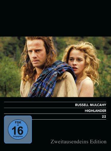 Highlander - Es kann nur Einen geben - Zweitausendeins Edition Film 22