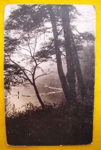 Antigua Postal Publicidad - Old Advertising Post Card : Abanicos GARRIGA en...