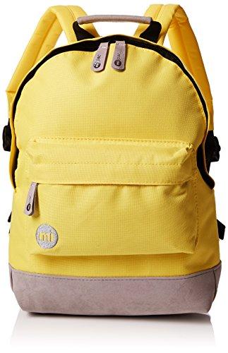 Mi-Pac Mi-Pac Mini Classic Mochila Infantil, 33 cm, Amarillo (Pastel Lemon/Light Grey)