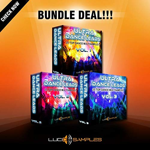 Dj Sample Pack We are proud to announce the release of Ultra Dance Leads Bundle. This is a collection of 75 high