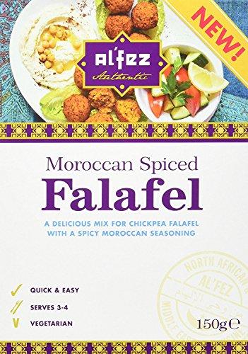 Al'Fez Falafel Mix - Moroccan Spiced 150g x 12