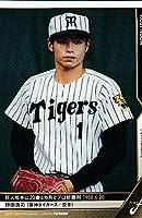 2018 BBM ベースボールカード FUSION 030 野田浩司 阪神タイガース (レギュラーカード/記録の殿堂)