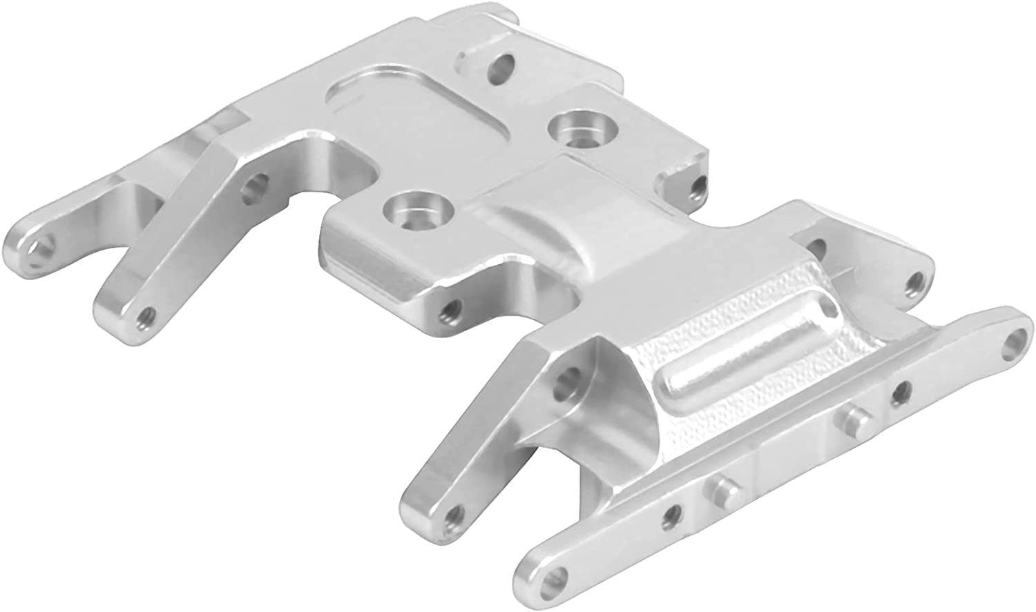 VGEBY RC Gearbox Mount Skid Max 44% OFF Plate Chassis Brand new Aluminum