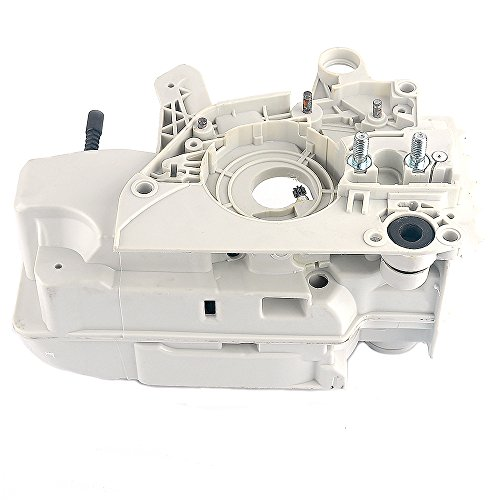 Savior Oil Fuel Gas Tank Crankcase Engine Housing for Sthil MS210 MS230 MS250 021 023 025 Chainsaw Parts 1123 020 3003
