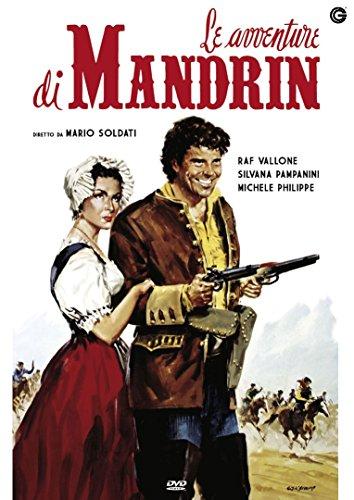 Le Avventure Di Mandrin  [Italia] [DVD]