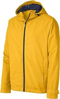 Joe's USA Mens Classic Rain Jackets in 4 Colors, Sizes: XS-4XL