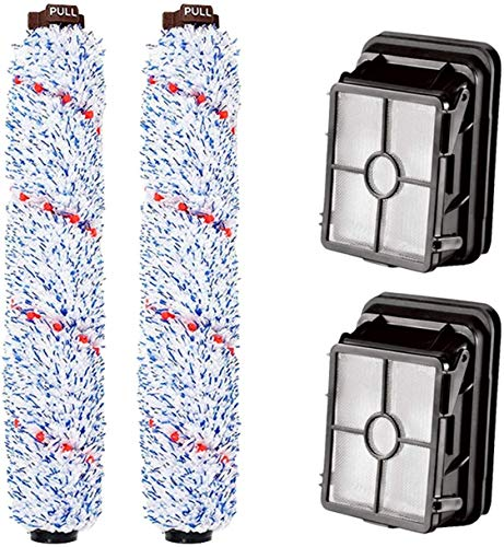 1 filtro de polvo H13 compatible con accesorios de aspiradora LG ADQ73553702 ADQ56691102 VC9083CL VC9062CV VC9062CV VC9095R (color: azul).