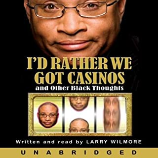 I'd Rather We Got Casinos cover art