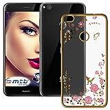 mtb more energy® Schutz-Hülle Bloomy für Huawei P8 Lite