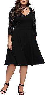 Amazon.es: vestidos encaje: Ropa
