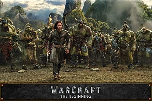 Warcraft: The Beginning (4K Ultra HD) (+ Blu-ray)