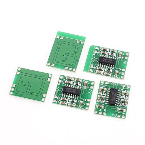 Aexit 5 PC kleine Mikroart Digital Power wenden Verstärker-Modul-Karte an (0a8a379183046806c278eb2806f0fa2e)
