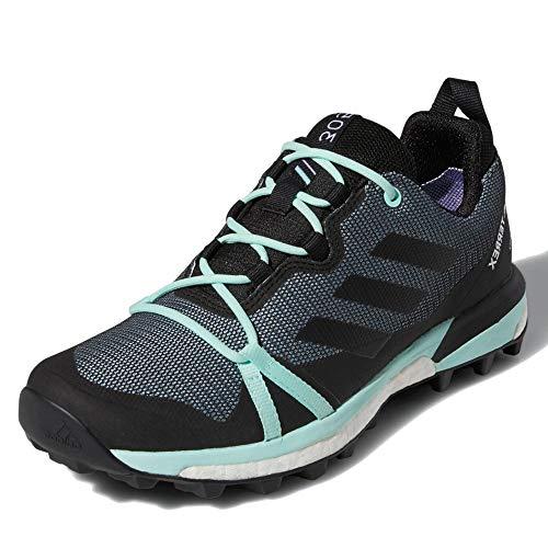 Adidas Terrex Skychaser LT GTX W, Zapatillas de Deporte Mujer, Multicolor (Gricen/Negbás/Mencla...
